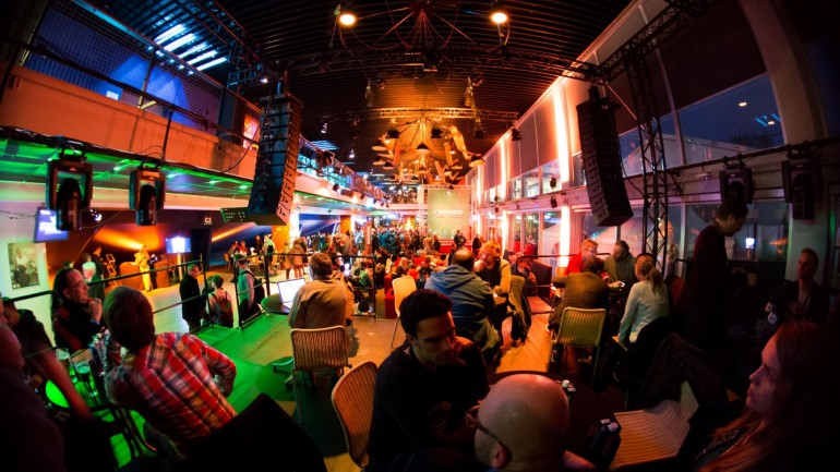 The biggest European showcasing festival for new musical talent: Eurosonic Norderslaag (photo by Mike Breeuwer)