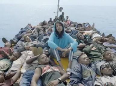 M.I.A. - Borders - Video