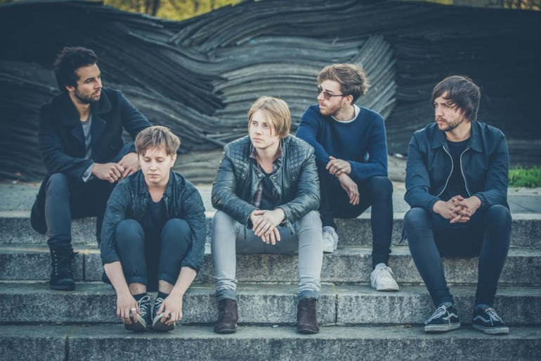 Nothing But Thieves - Press 2015