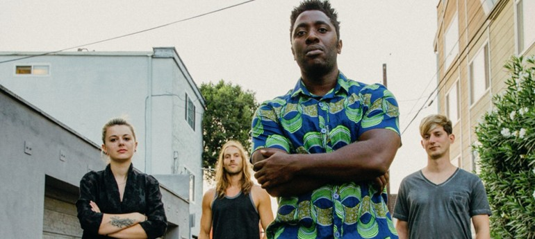 Bloc Party - Photo by Rachel Wright