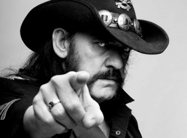 Lemmy Kilmister Photo by Robert John