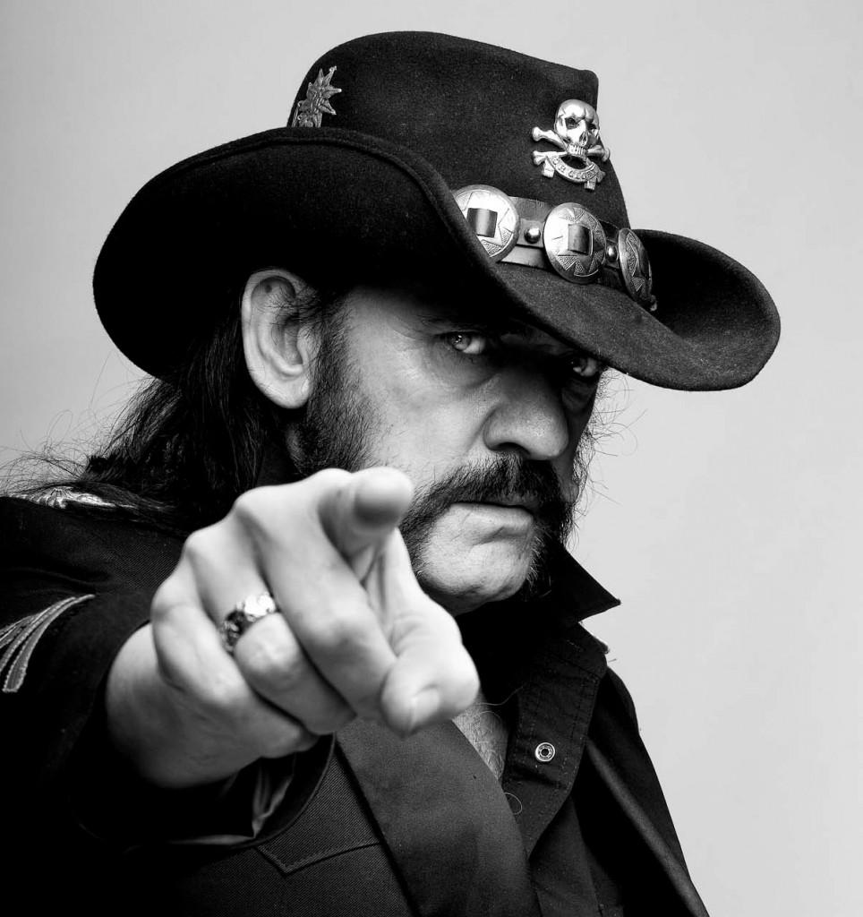 Lemmy Kilmister Photo by Robert John