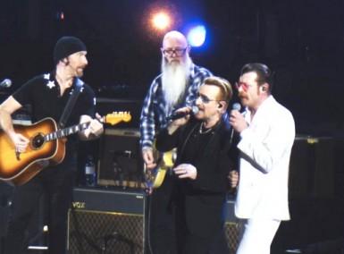 U2 - Eagles Of Death Metal