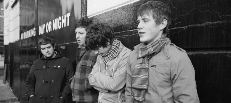 Arctic Monkeys 2006 - Slider