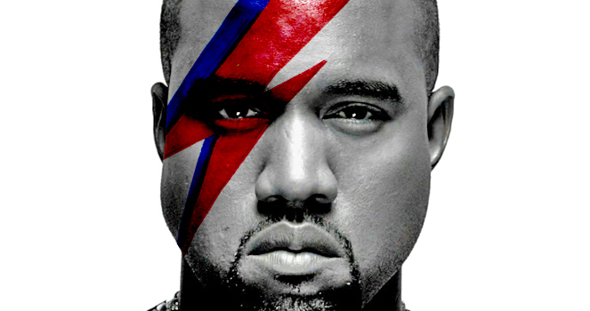 Kanye - Bowie