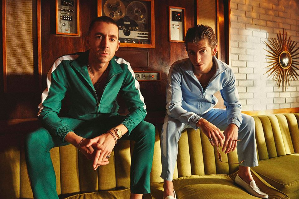 The Last Shadow Puppets - Photo by Zackery Michael