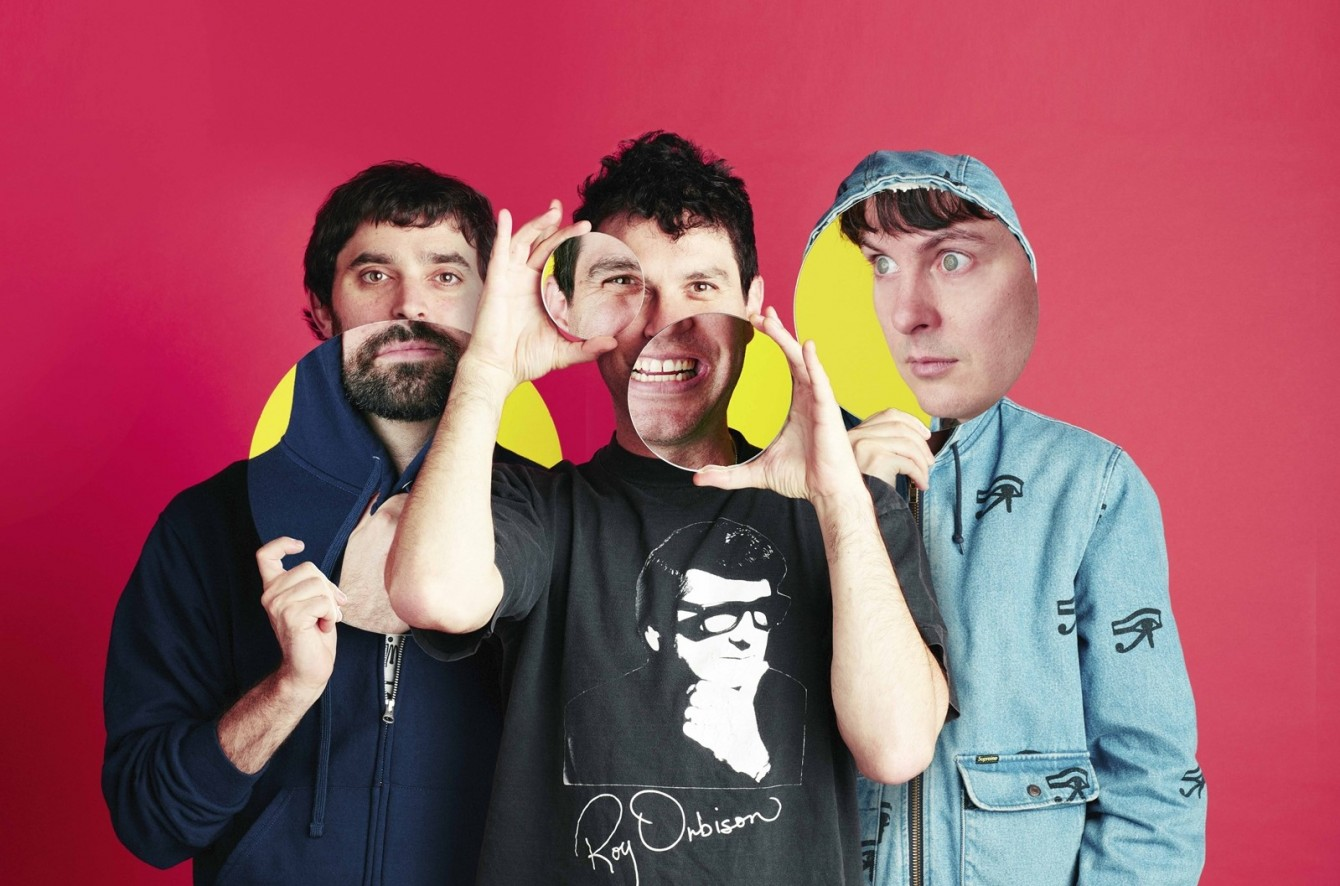Animal Collective - Photo by Tom Andrew