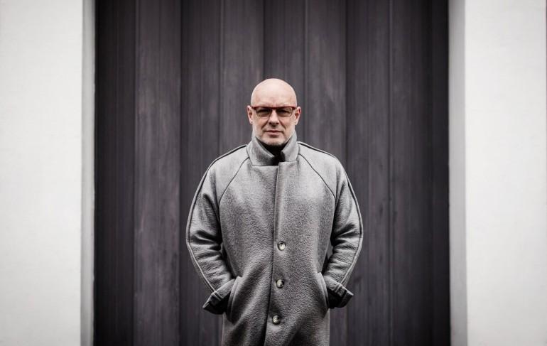 Brian Eno - Photo by Shamil Tanna