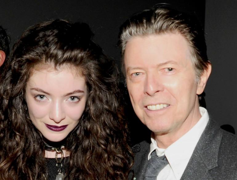 David Bowie - Lorde