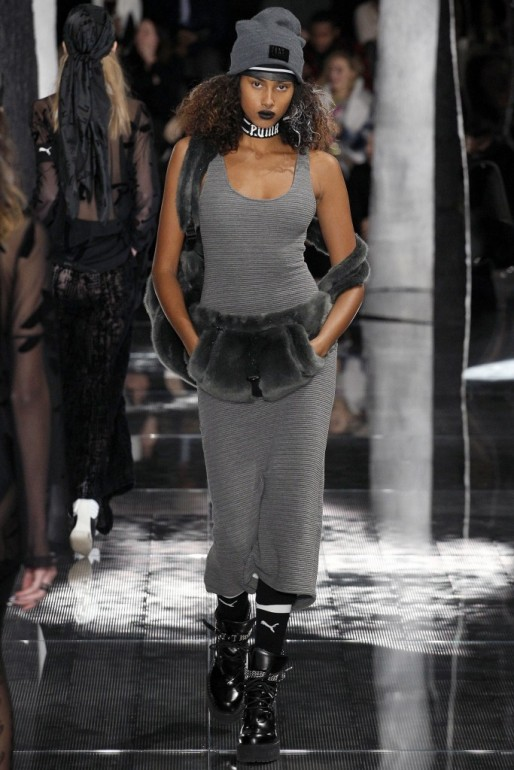newest e5d33 35fa6 Is Rihanna's Fenty x Puma collection opening fire with ...