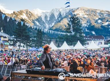 David Rodigan @ Snowbombing 2015 - photo by David North