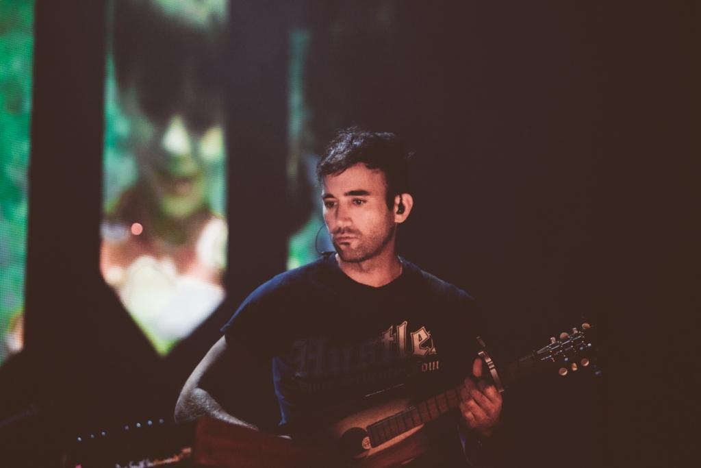 Sufjan Stevens - Live - Photo by Jason Williamson