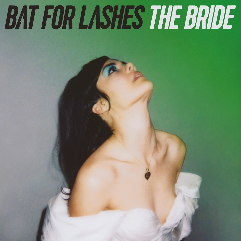 Bat For Lashes - The Bride - Artwork