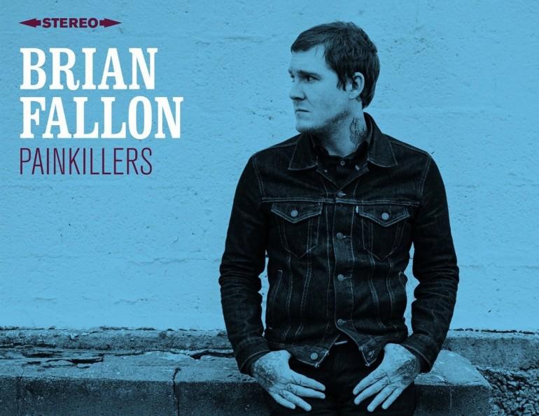 Brian Fallon - Painkillers - Artwork