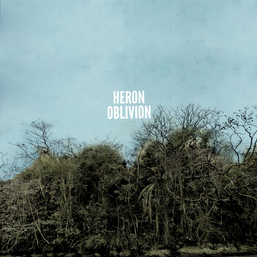 Heron Oblivion - 2016 - cover