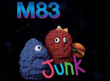 M83 - Junk - Artwork