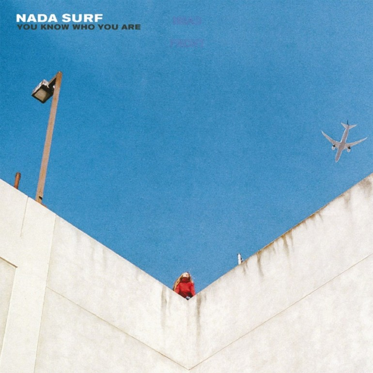 Nada Surf - You Know Who You Are - Artwork