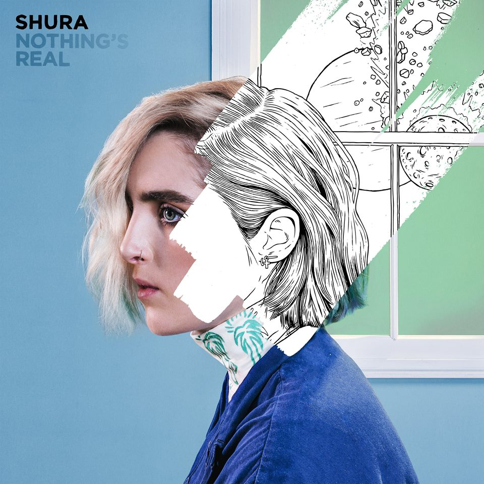 Shura - Nothing's Real - Artwork