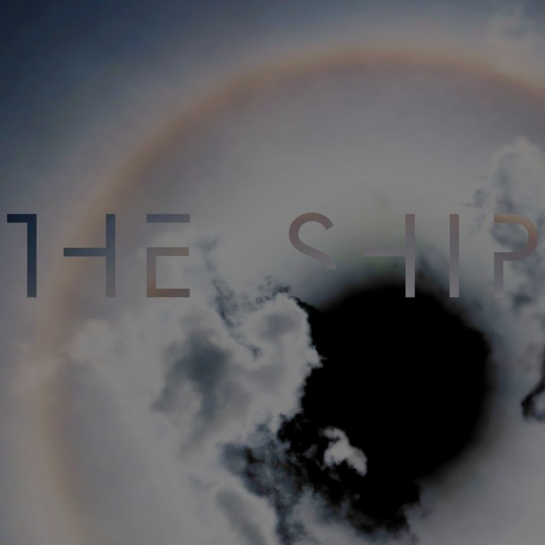 Brian Eno - The Ship - Artwork