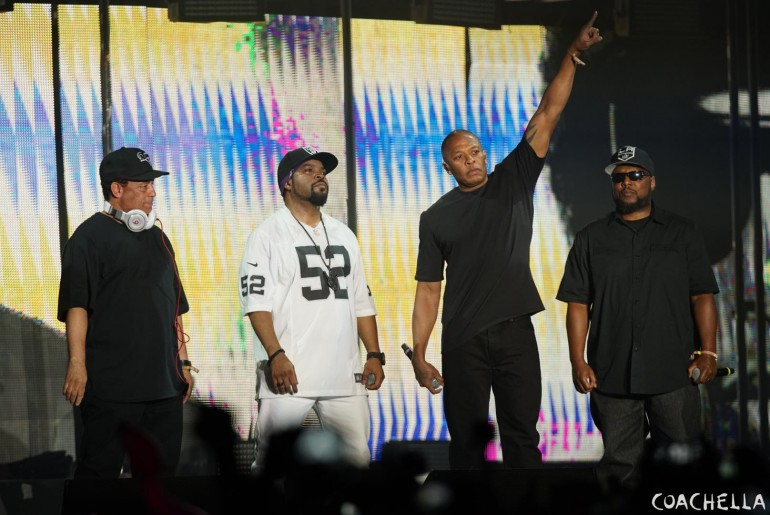 Coachella 2016 - NWA