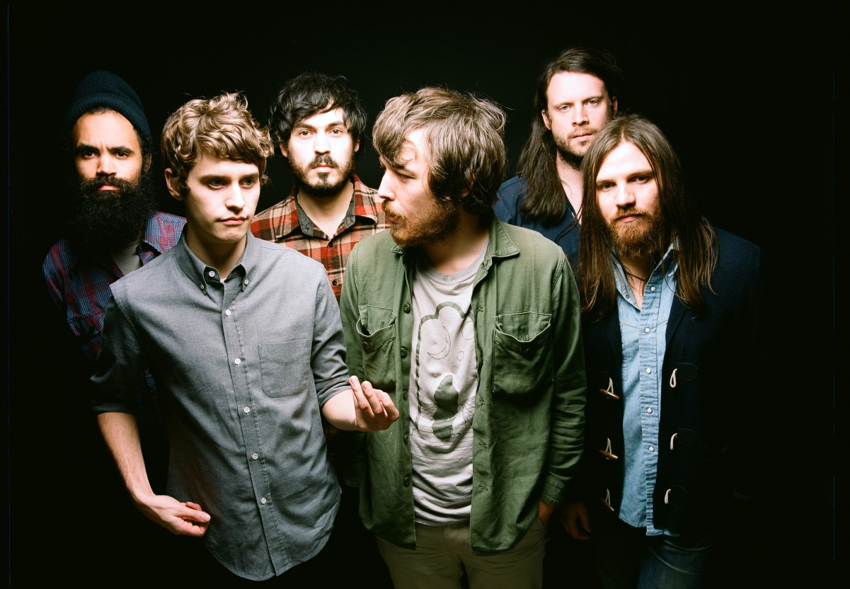 Fleet Foxes - Photo by Autumn DeWilde