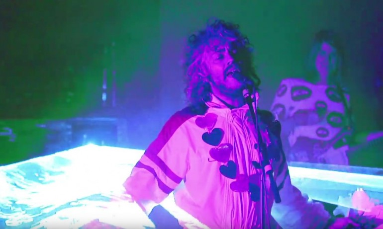 The Flaming Lips - Space Oddity - Video
