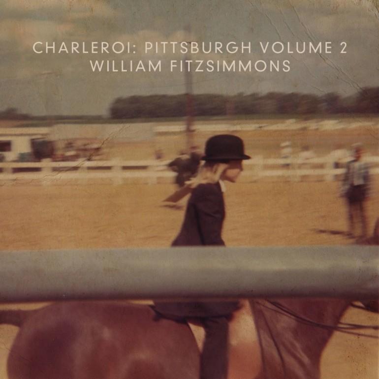 William Fitzsimmons - Charleroi - Artwork