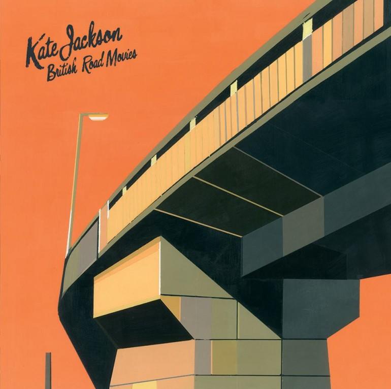 Kate Jackson - British Road Movies - Artwork