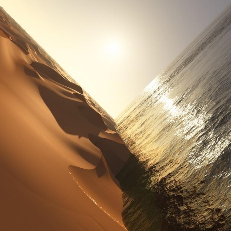 Mark Pritchard - Under The Sun - Artwork