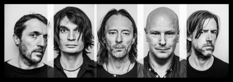 Radiohead - 2016 - Photo by Alex Lake