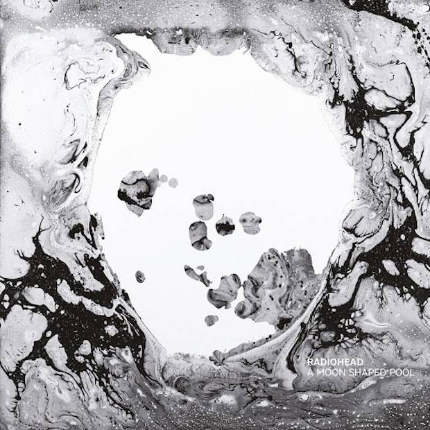 Radiohead - A Moon Shaped Pool - Artwork