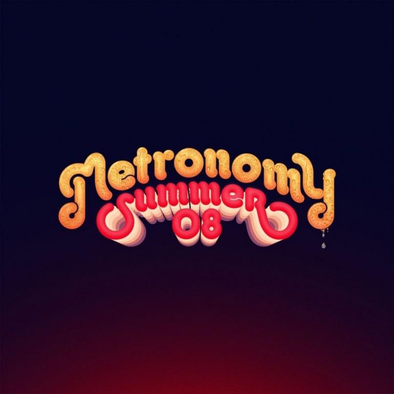 Metronomy - Summer 08 - Artwork