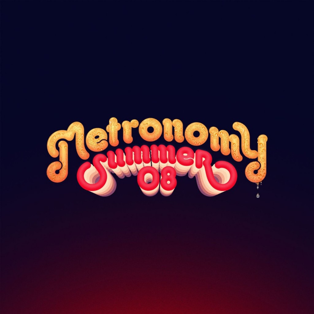 Metronomy - Summer 08 - Artwork