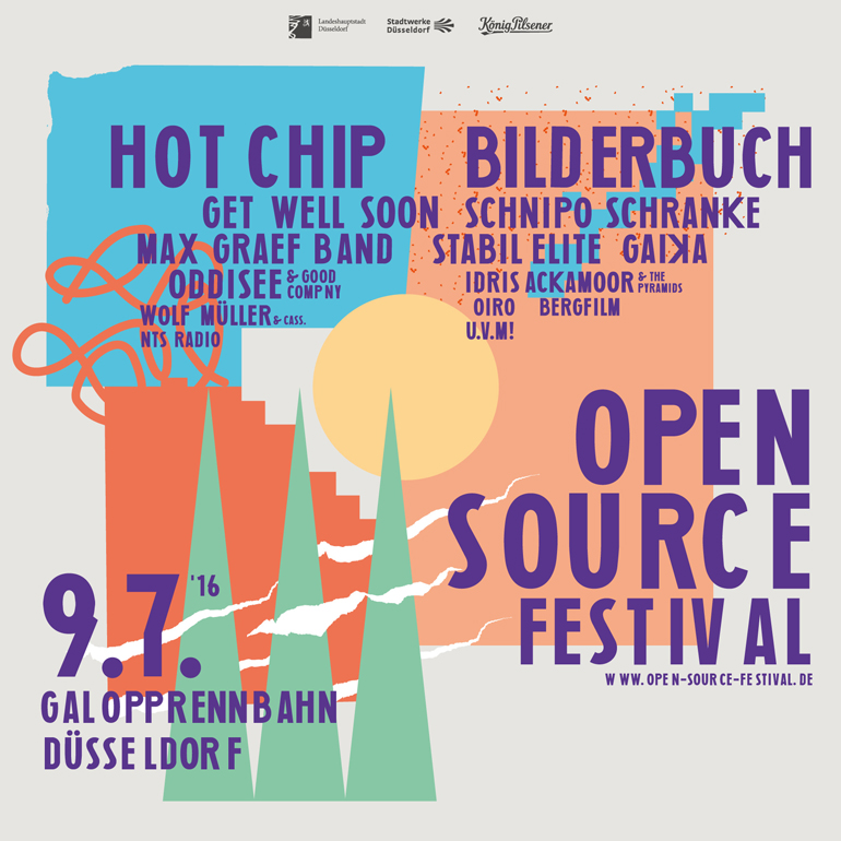 Open Source Festival 2016 Program
