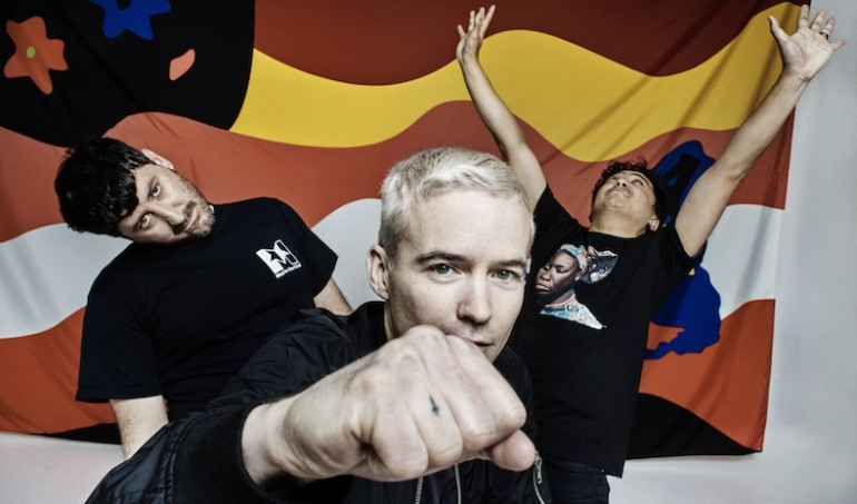 The Avalanches - Press 2016