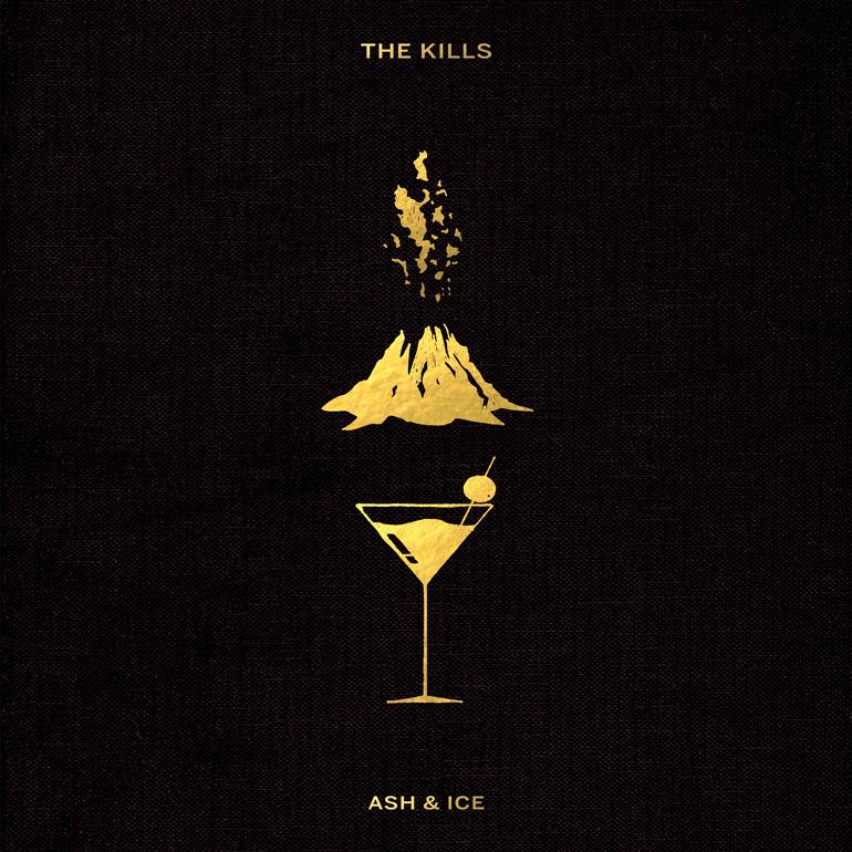 The Kills Ash and Ice