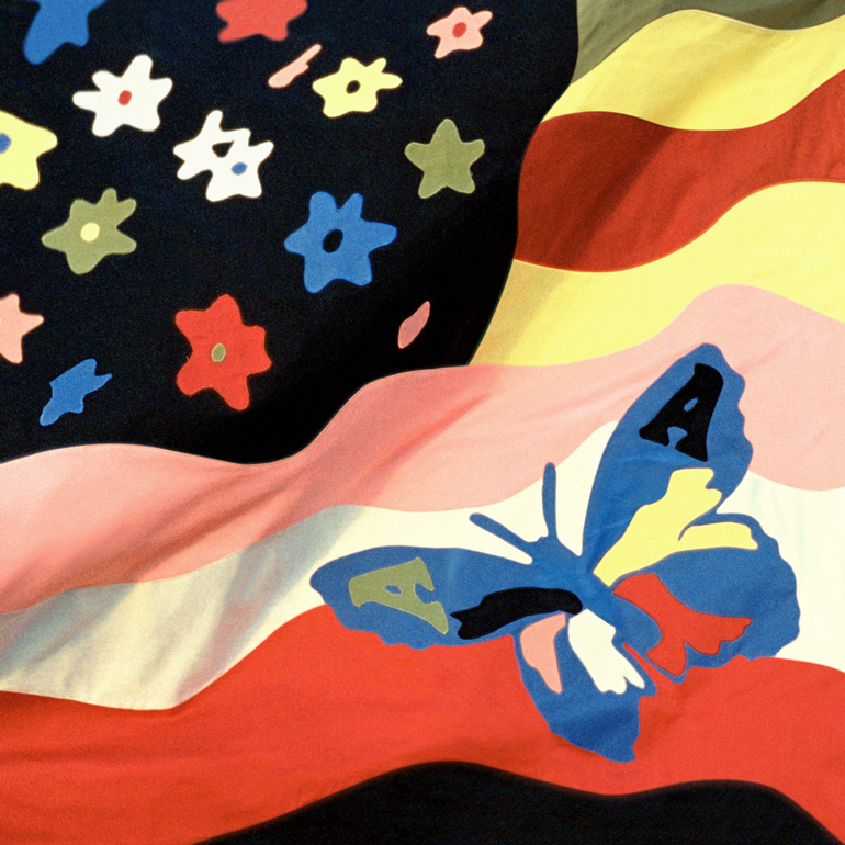 the avalanches wildflowers