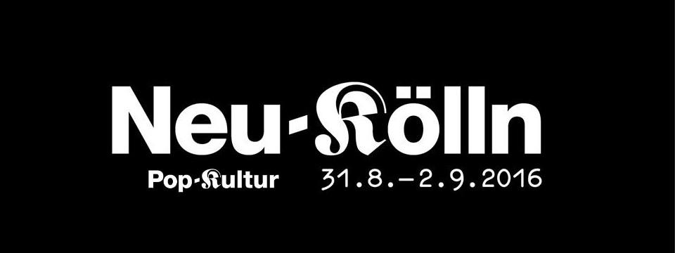 Pop-Kultur 2016 - Logo