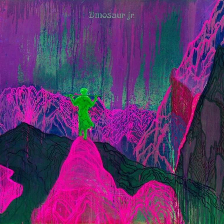 Dinosaur Jr - 2016 - cover