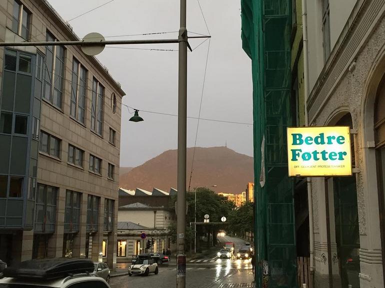 Bedre Fotter in Bergen.