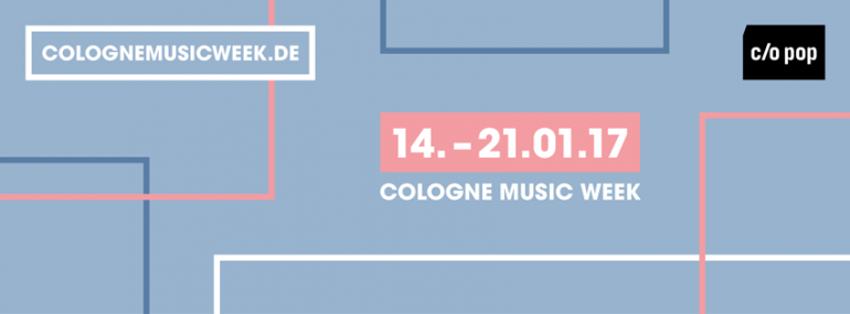 Cologne Music Week 2017
