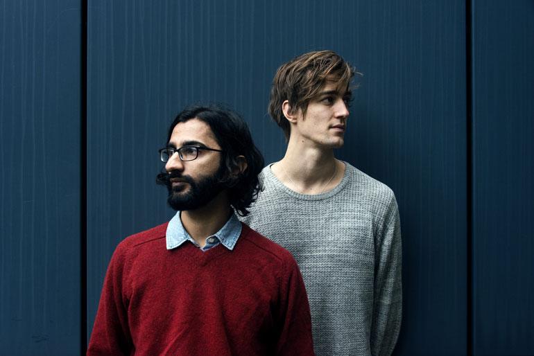 Cologne-based band VIMES.
