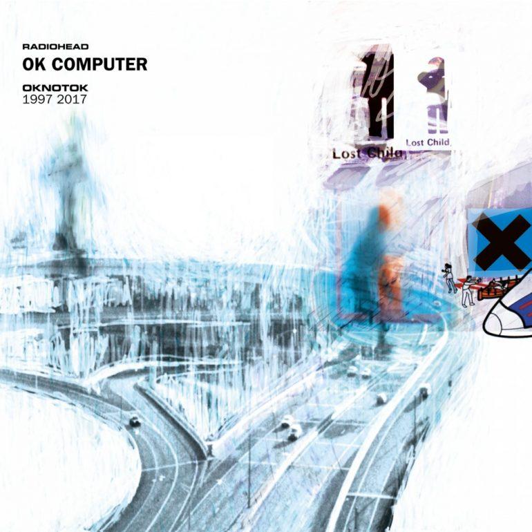 Radiohead OKNOTOK album cover