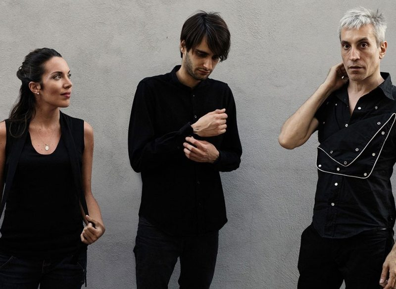 Italian band OPUS 3000.