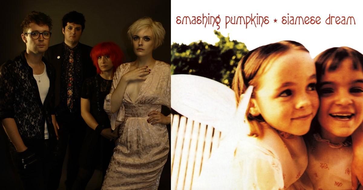 Desperate Journalist On The Smashing Pumpkins Siamese Dream Album Good luck ep buy on itunes £2.99 buy cd £4.99. desperate journalist on the smashing