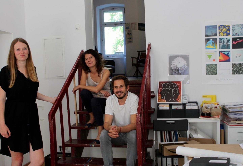 Groenland Records: Fine Sträter, Mareike Hettler and Lenz Hein
